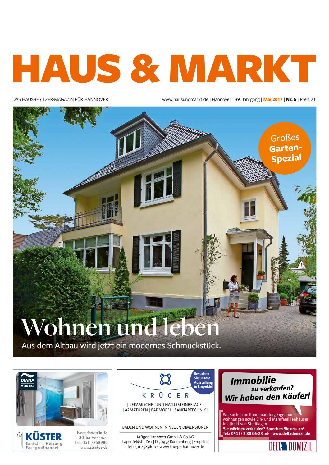 Haus und Markt 05 2017 by Schluetersche - issuu
