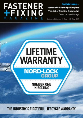 Fastener + Fixing Magazine #105 by Fastener + Fixing Magazine - issuu