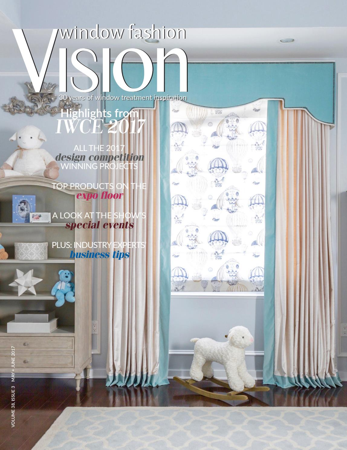 Window Fashion Vision May/June 2017 by Window Fashion Vision ...