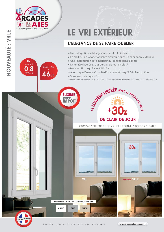 vri ext rieur arcades et baies by forlis issuu. Black Bedroom Furniture Sets. Home Design Ideas