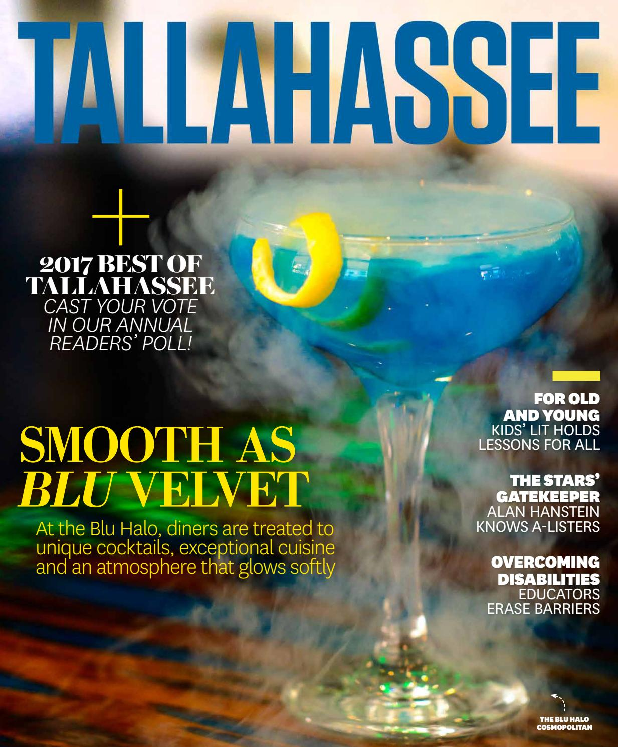 Tallahassee Magazine - May/June 2017 by Rowland Publishing, Inc. - issuu