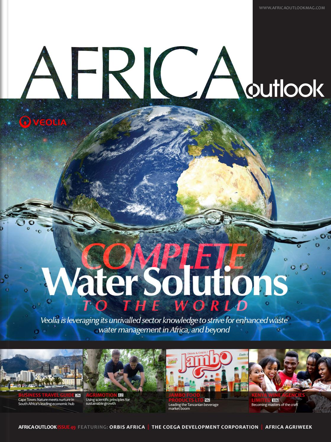 Africa Outlook - Issue 49 by Outlook Publishing - issuu