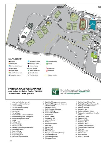 2017 George Mason University Orientation Guide By Gmu Ofps Issuu