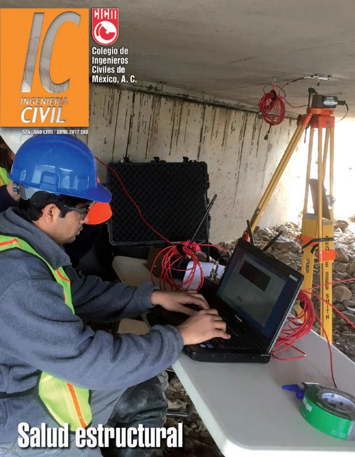 Revista Ingeniería Civil IC 574 abril 2017 by Helios Comunicación ...