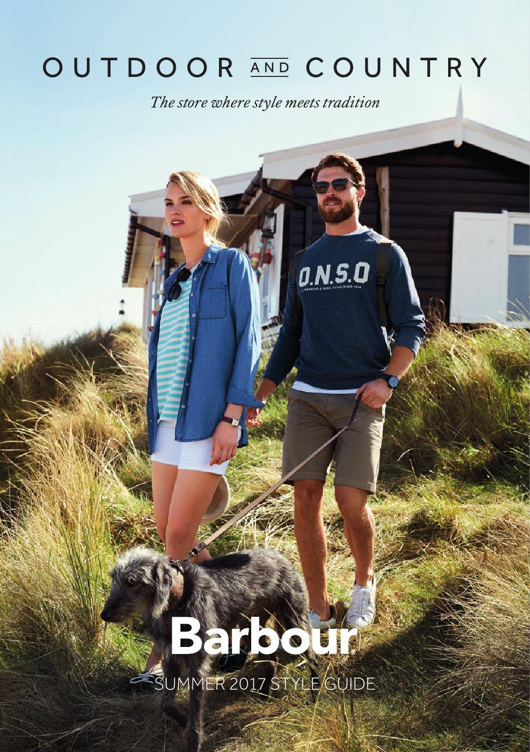 barbour summer