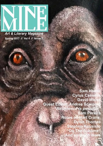 4ca33edbd604c NINE MILE MAGAZINE Publisher  Nine Mile Art Corp. Editors  Bob Herz