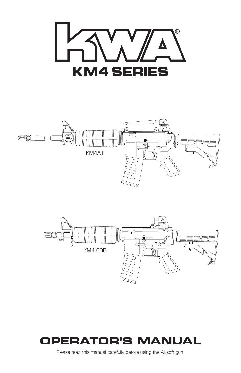 User manual km4 series by KWA USA - issuuIssuu