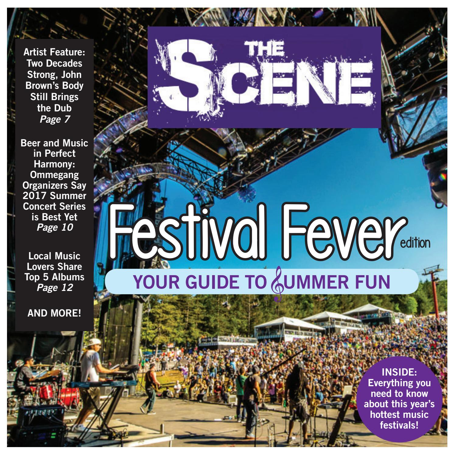 The Scene - Spring/Summer Edition 2017 by The Daily Star - issuu