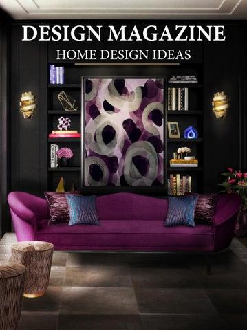Design magazine interior design ideas - Home & Living by COVET ...