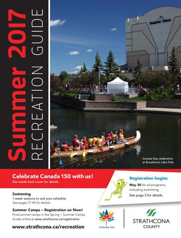 1af1cd265887 Strathcona County Summer 2017 Recreation Guide