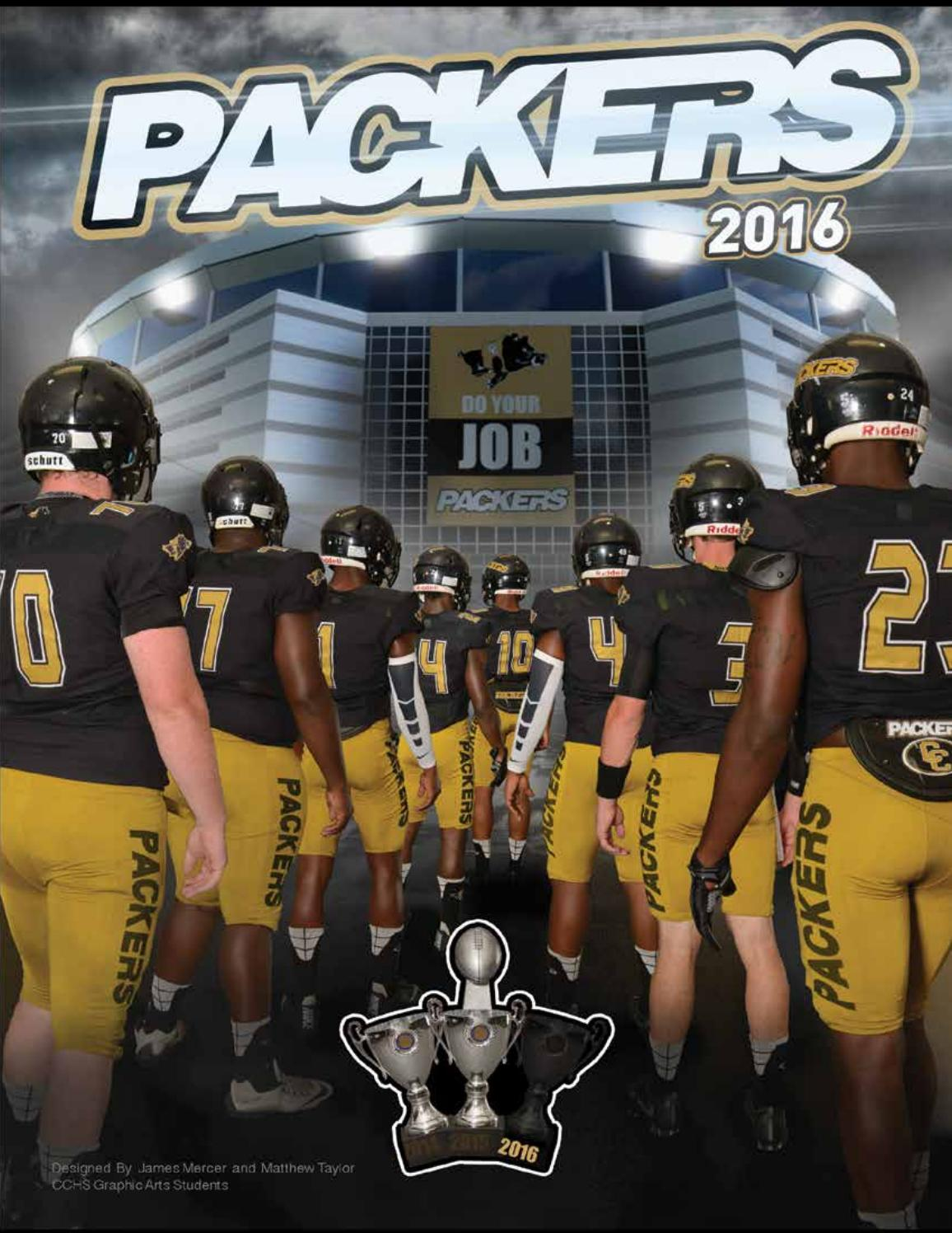2017 colquitt county high football media guide by cchs