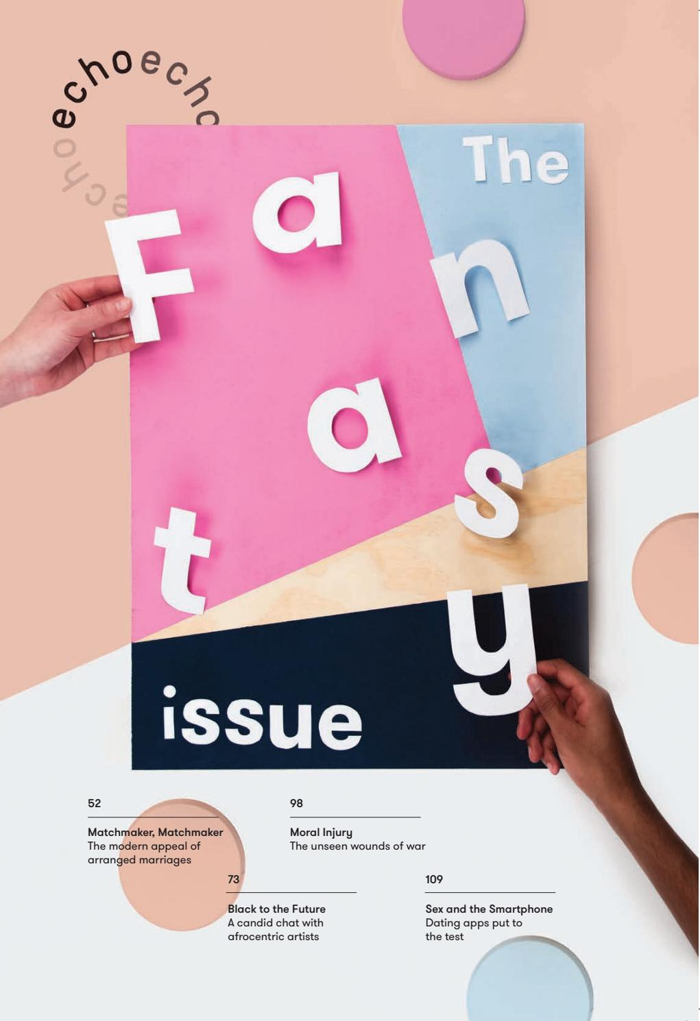 Echo 2016 fantasy issue