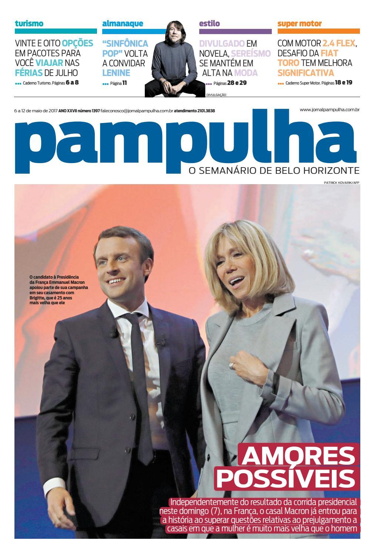 2ecaf01b7b714 Pampulha, sábado - 06 05 2017 by Tecnologia Sempre Editora - issuu