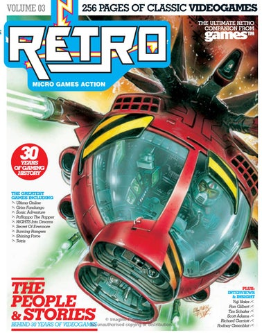 Retro Volume 3 by Topov81 - issuu