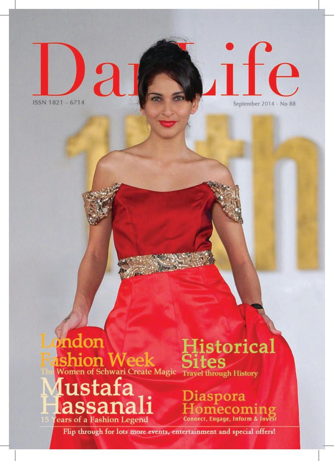 Dar Life September 2014 Issue By Magazine Issuu Tendencies Tshirt Fast Runner Putih L
