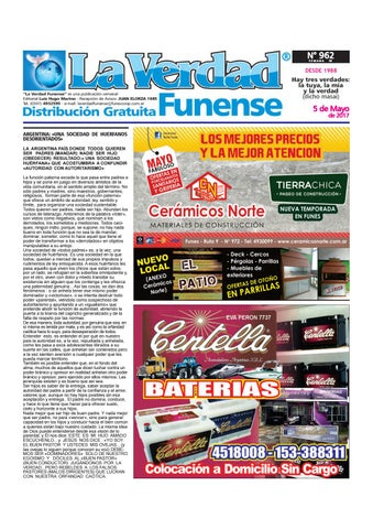 962 05 05 by La Verdad Funense - issuu 4fbfca62a509