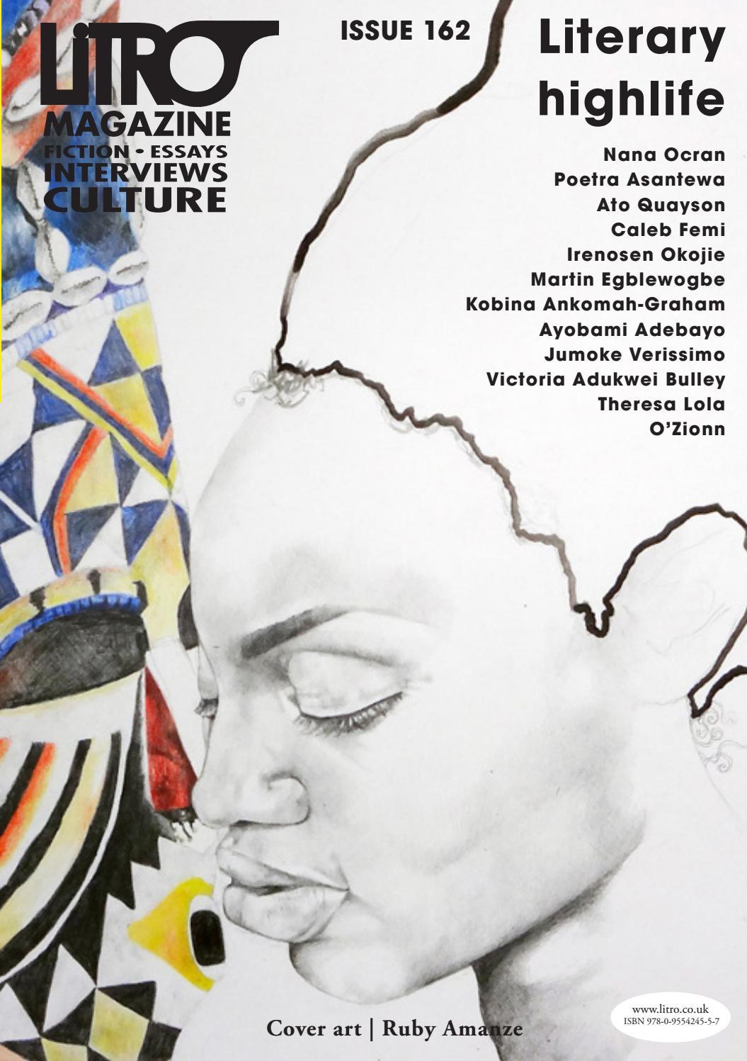 essays and fiction magazine