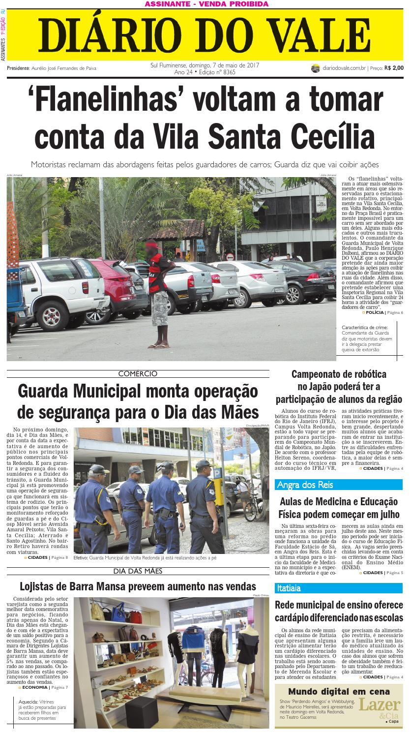 503456b46eef0 8365 Diario do Vale domingo 07 05 2017 by Diário do Vale - issuu