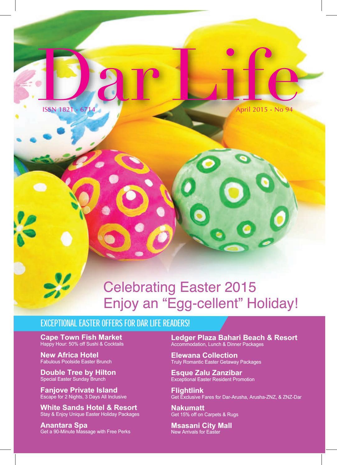 Dar Life April 15 by Dar Life Magazine - issuu