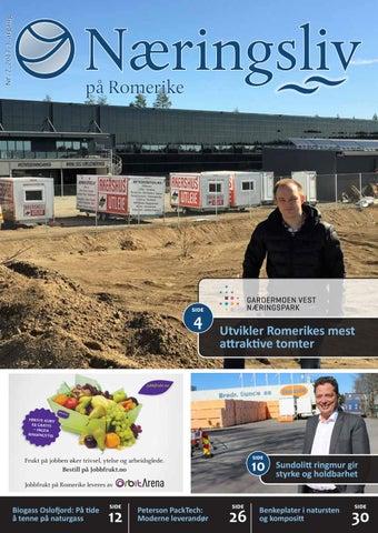 07df2a92 Næringsliv på Romerike, mai 2017 by Viken Media AS - issuu