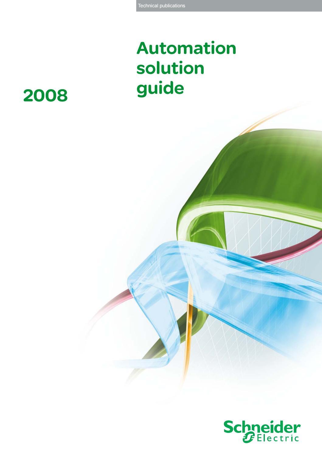 Automation solution guide 2008 en by jomisone - issuu
