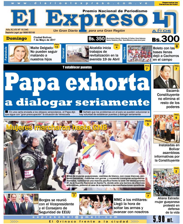 EXPRESO 752017 by cruz - issuu