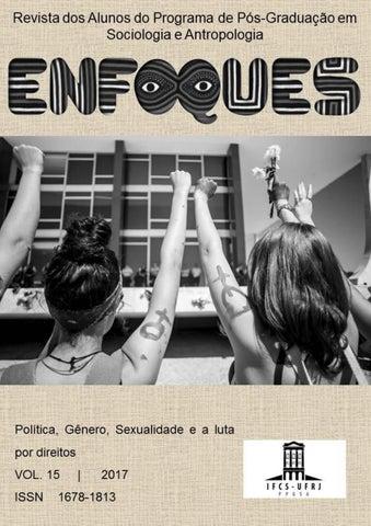 Revista Enfoques - edição dezembro 2016 by Revista Enfoques - PPGSA ... 7136ebf04e95b