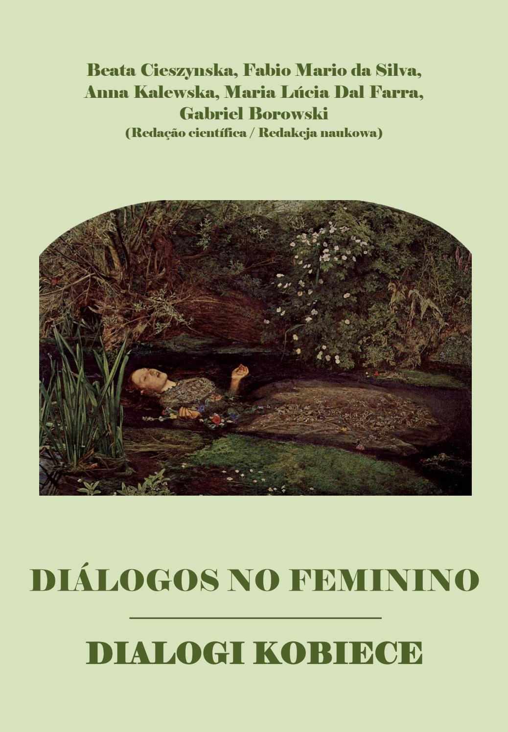 Diálogos No Feminino Antologia Poética Maria Pawlikowska