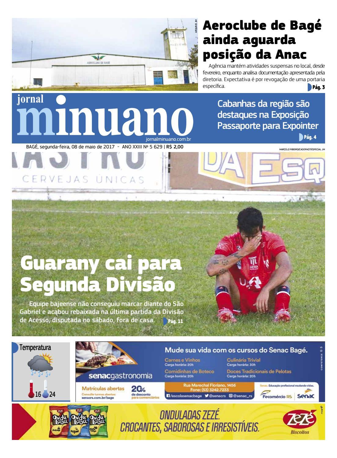 a4d913e18 20170508 by Jornal Minuano - issuu