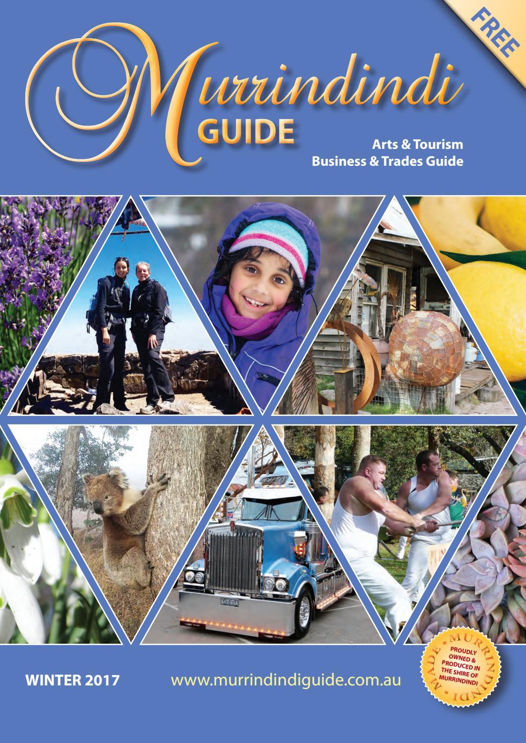 By Murrindindi Guide Issuu Ann Friedel 2017 Winter bf76yg