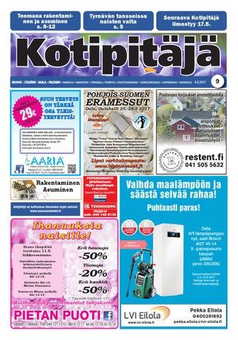 Kotipitäjä 9-2017 by Kustannus Oy Maaseutulehdet - issuu 2393fa15c7