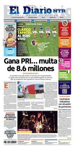 El Diario NTR 746 by NTR Guadalajara - issuu 1aae87fcb33