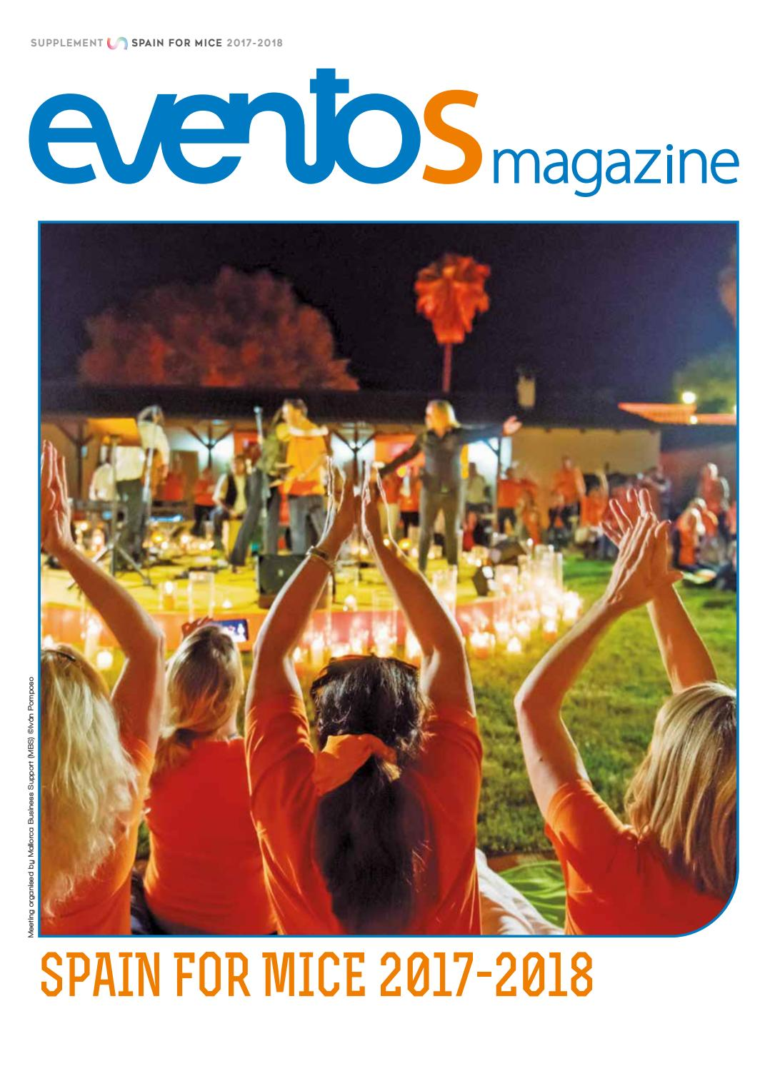 Spain for Mice 2017 by Grupo eventoplus - issuu