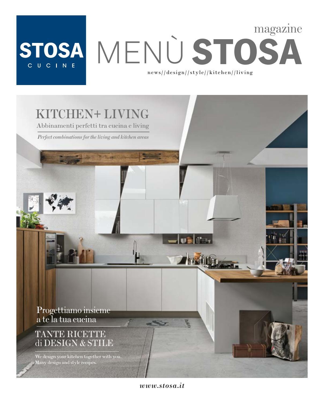 Menu Stosa 2017 By Stosa Cucine Issuu