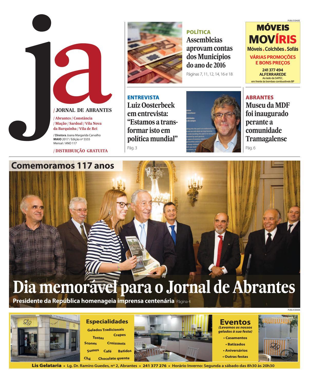 80927f41e41e4 JA edição de maio de 2017 by Miguel Ramos - issuu