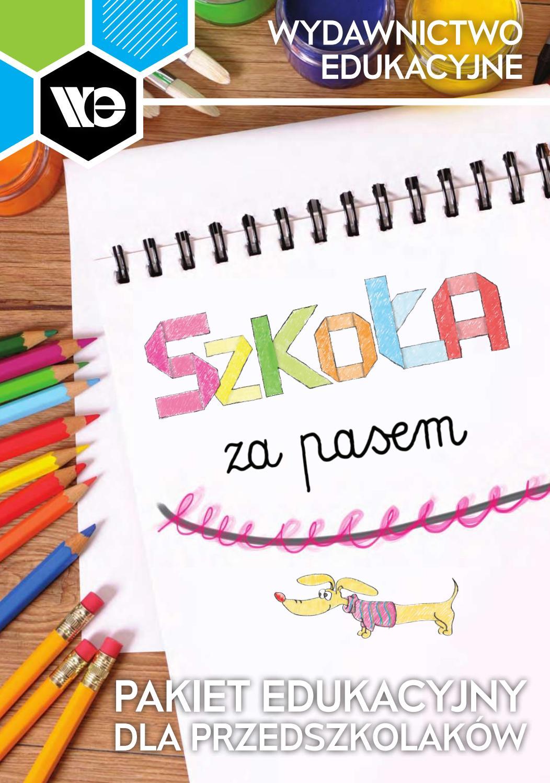 Folder Szkoła Za Pasem 2017 By Wydawnictwoedukacyjne Issuu
