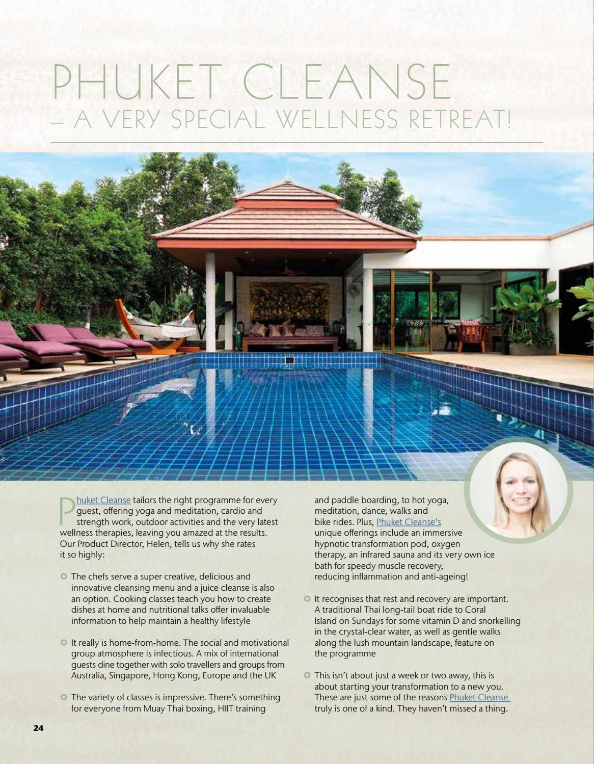 Wellbeing Escapes Magazine - Summer 2017 by Wellbeing Escapes - issuu