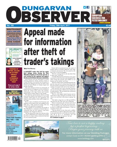 3f55d22702e Dungarvan observer 28 4 2017 edition by Dungarvan Observer - issuu