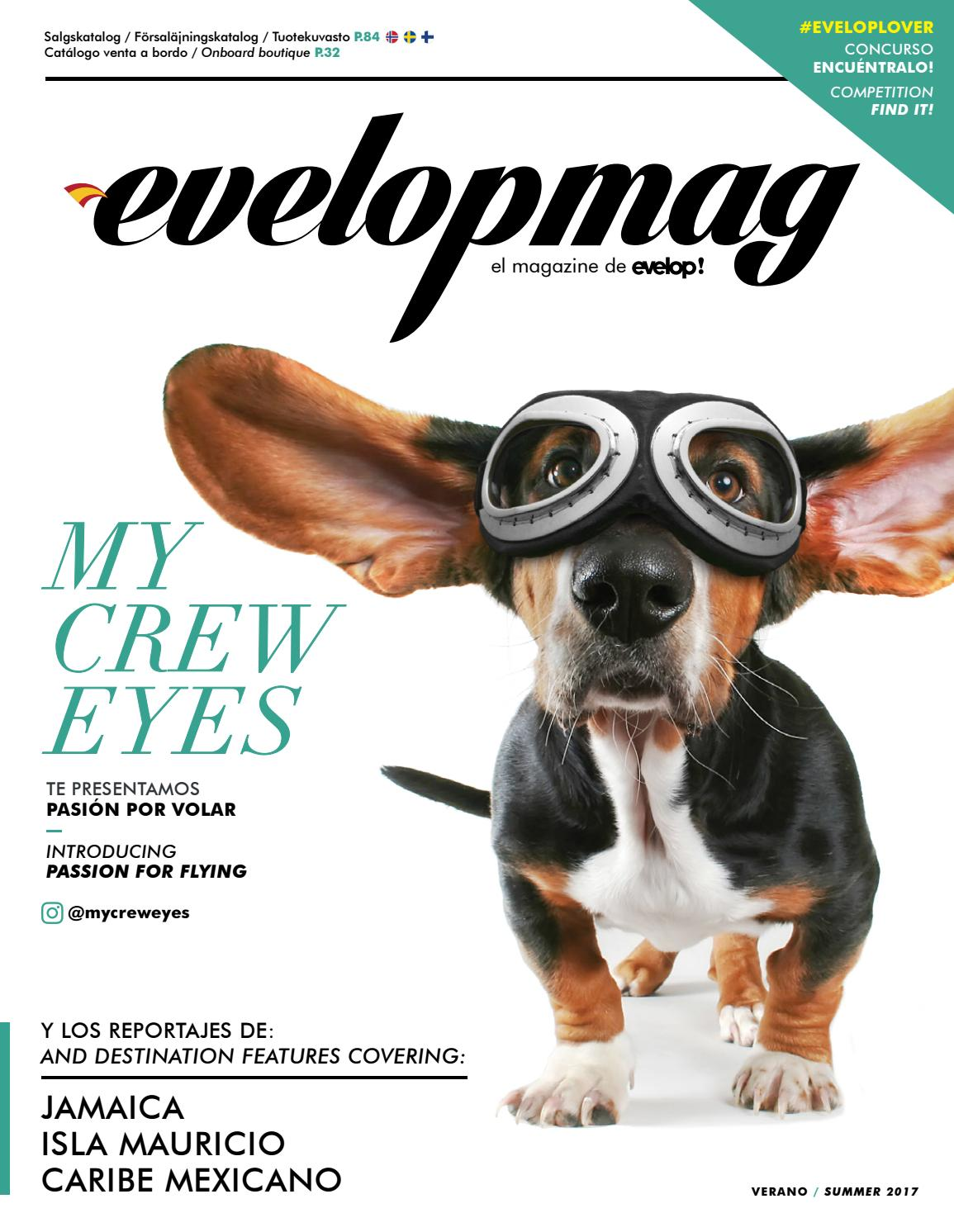 894d205d6f4a Revista evelop verano 2017 by Evelop - issuu