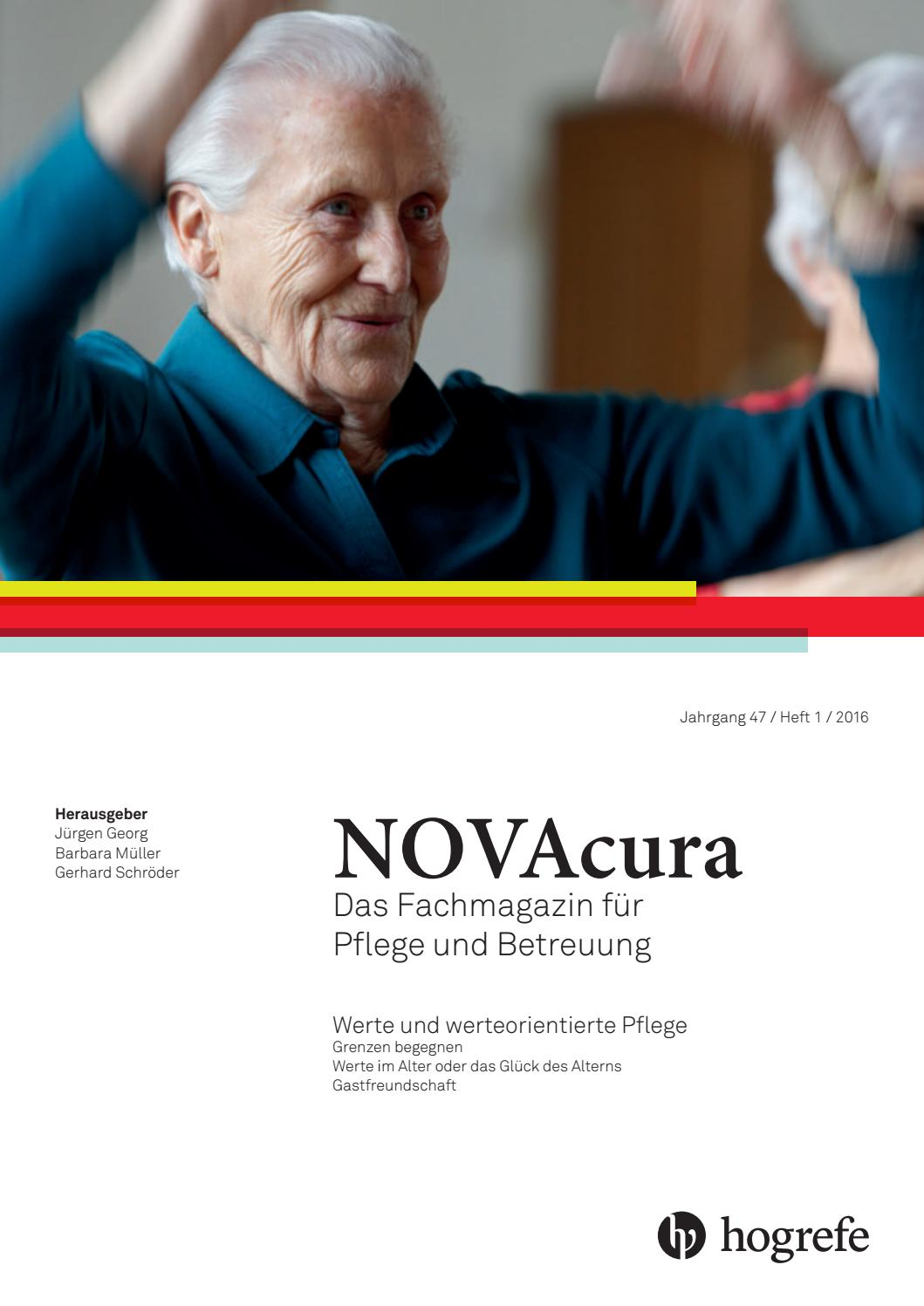 Noc 2016 47 issue 1 by Hogrefe - issuu