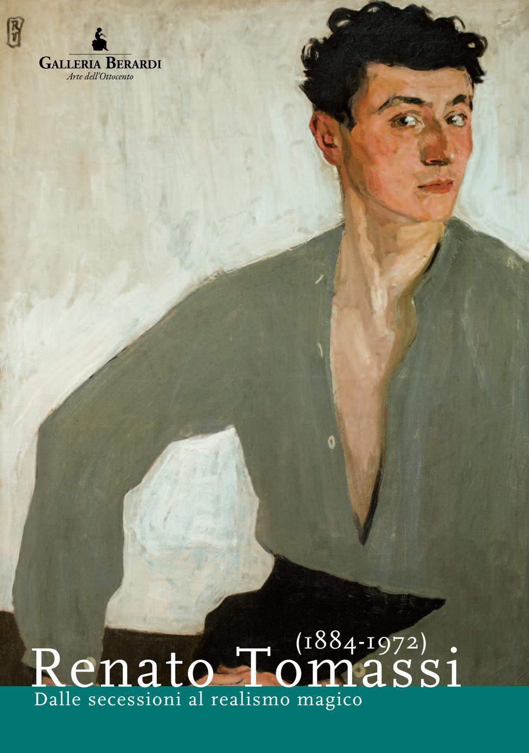 Renato Tomassi (1884-1972). Dalle secessioni al realismo magico by Galleria  Berardi - issuu 563d8f520b28