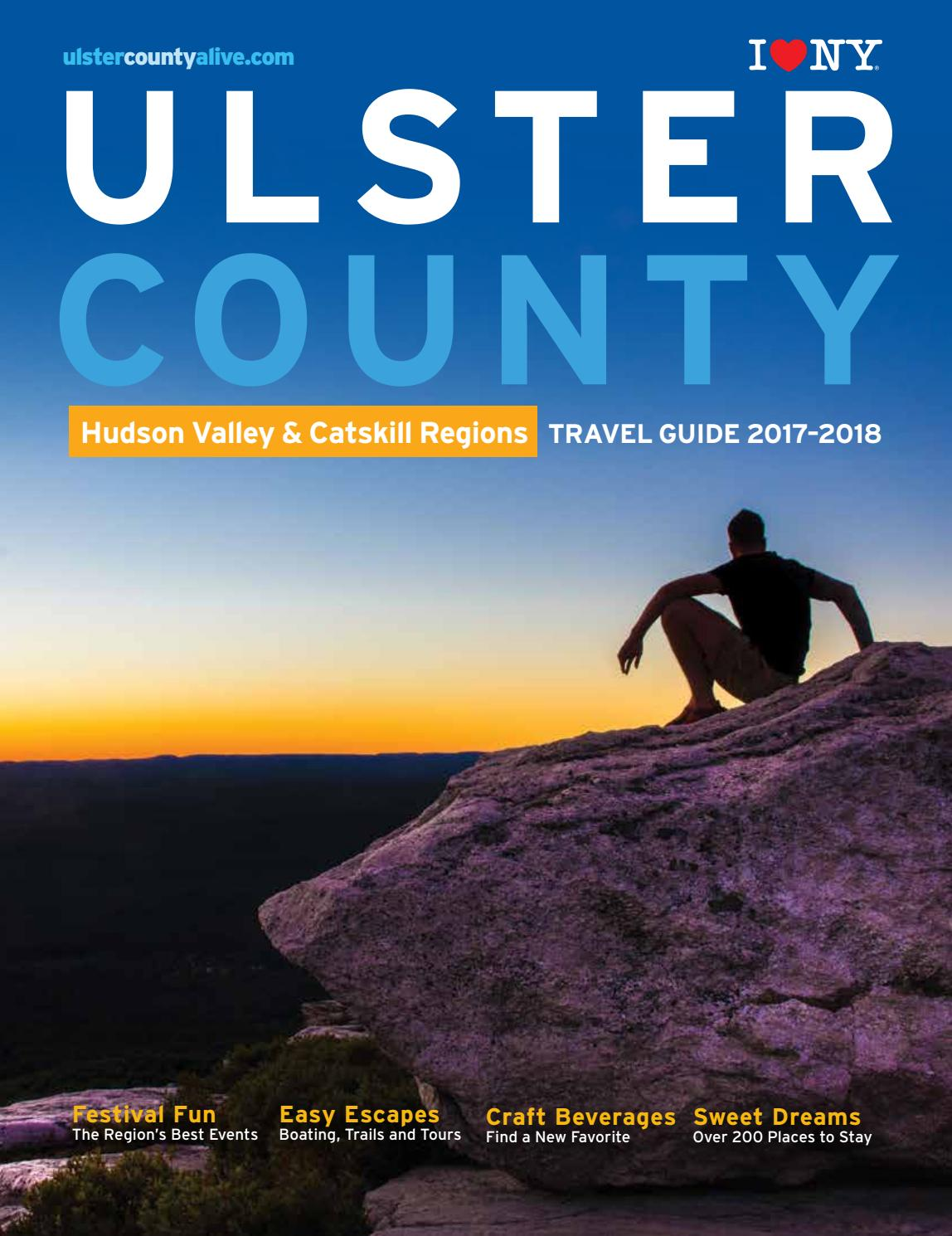 Ulster County Travel Guide 2017-2018 by Luminary Media - issuu