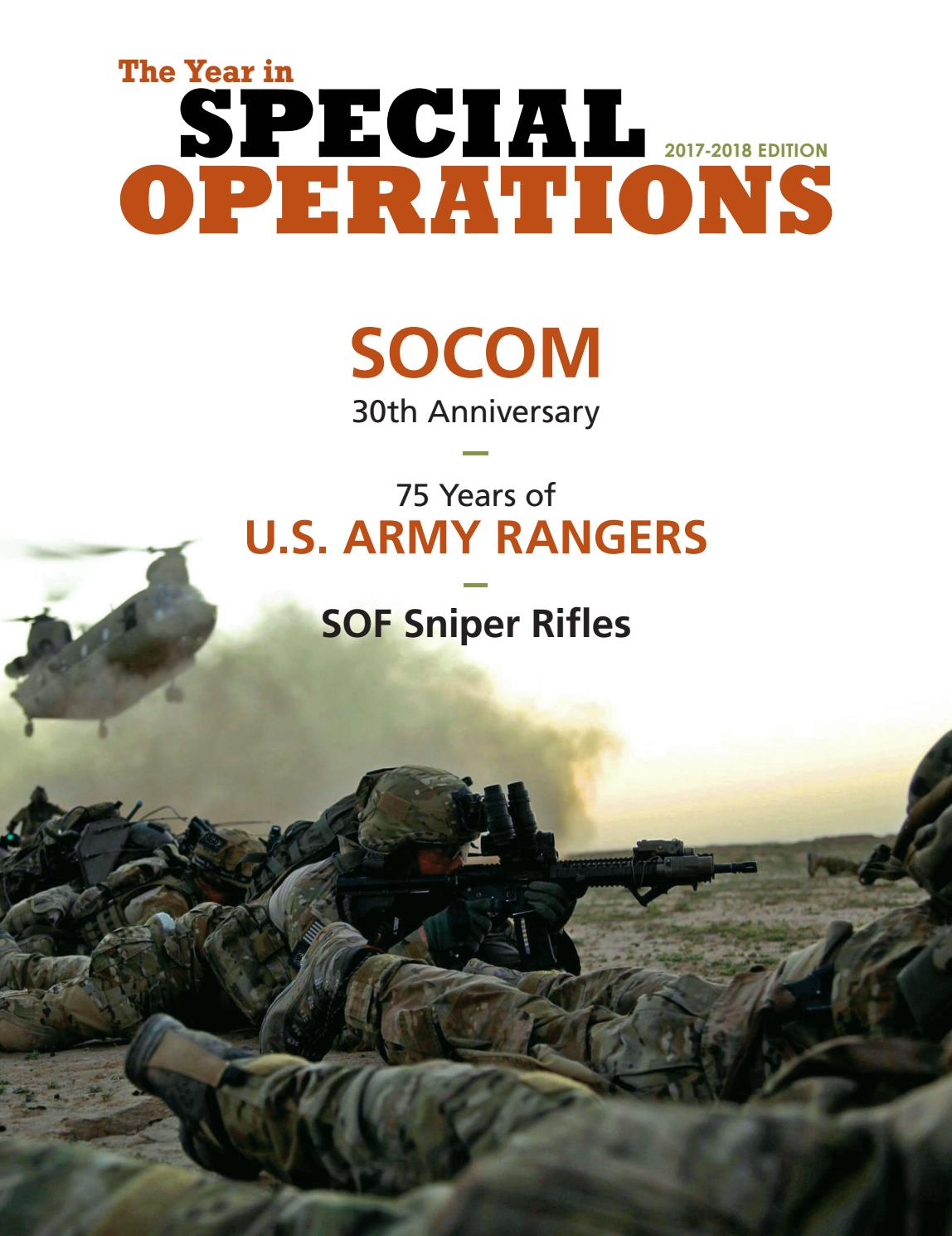 20cf89cc The Year in Special Operations 2017-2018 by Faircount Media Group - issuu