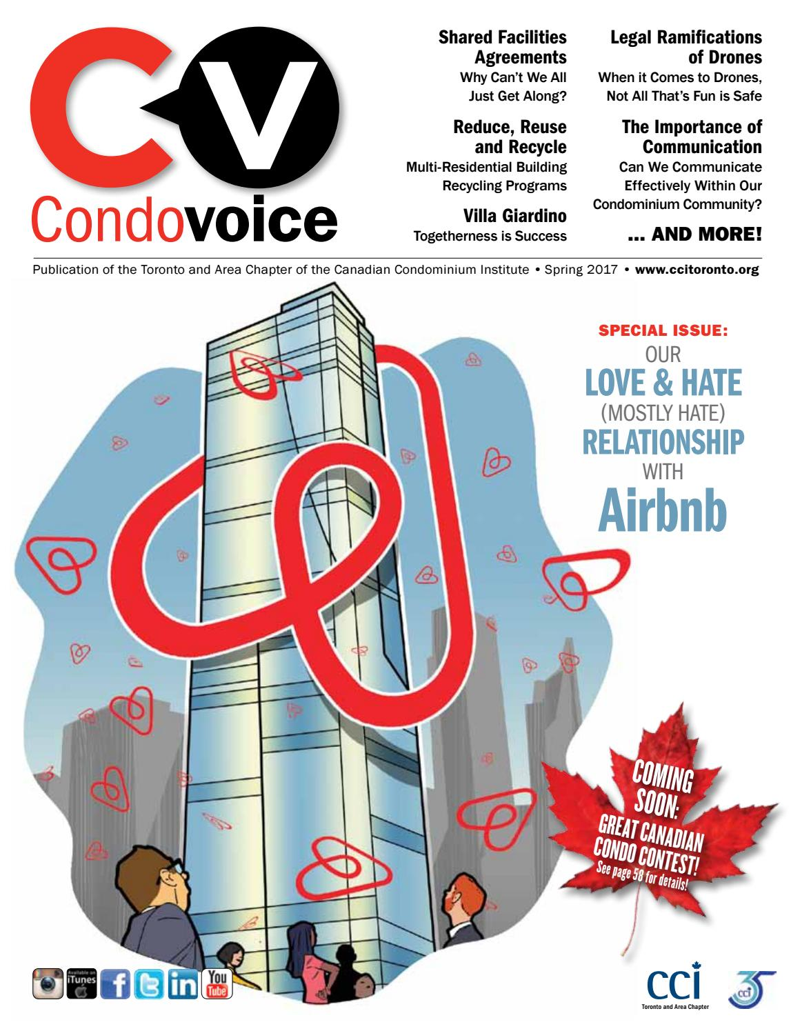 CCI-T Condovoice Spring 2017 by LS Graphics - issuu