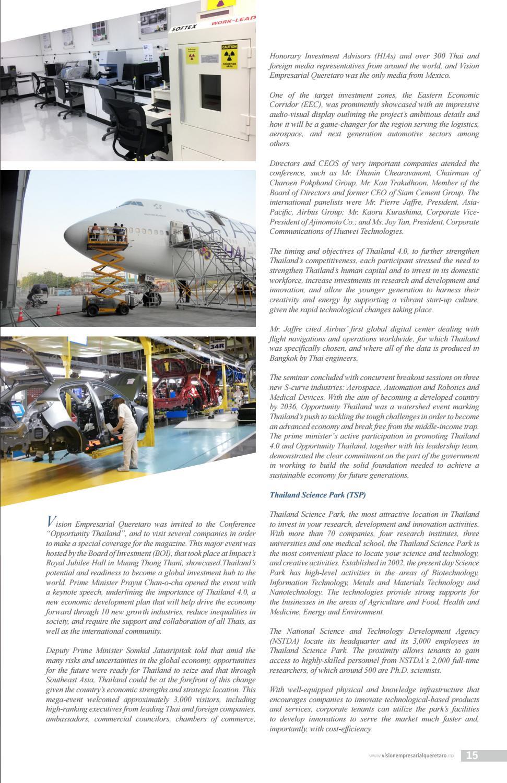 Visión Empresarial Querétaro Nº 22 by Visión Empresarial Querétaro