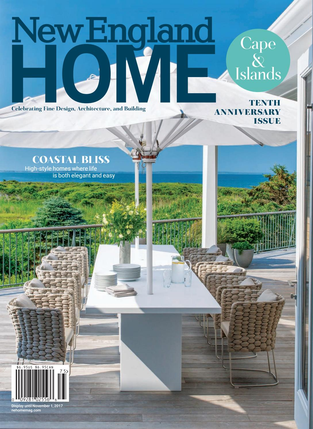 New England Home Cape & Islands 2017 by New England Home Magazine ...