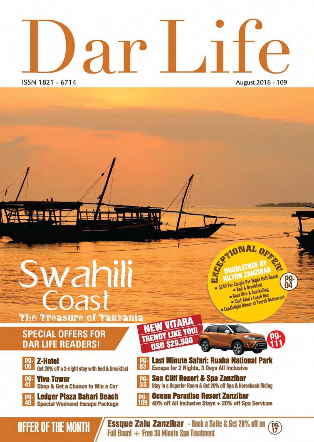 Dar Life August 2016 issue by Dar Life Magazine - issuu