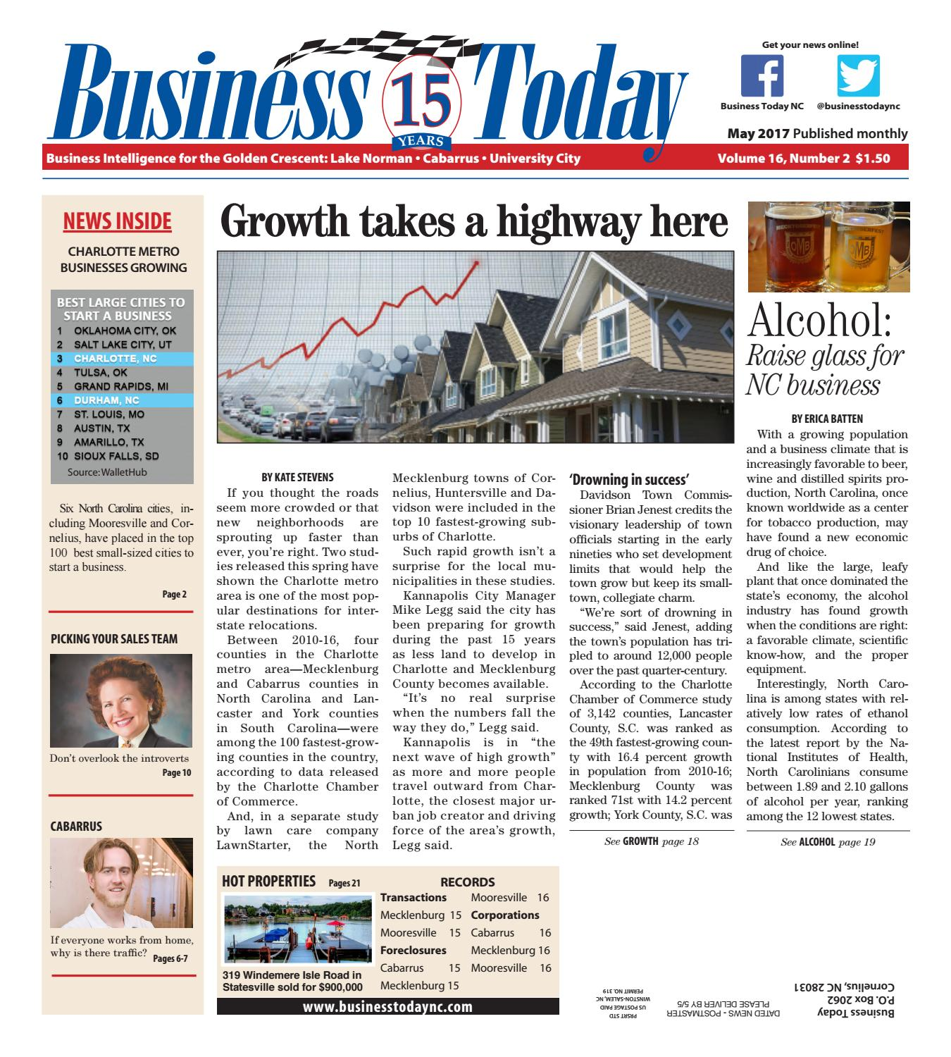 Business Today - May 2017 by Business Today/Cornelius Today - issuu