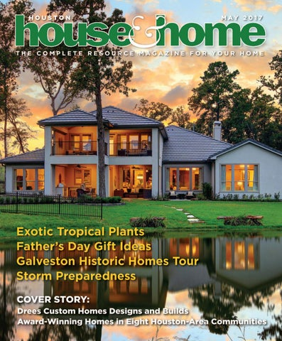 Houston House Home Magazine 0517 Houhousehome Vir