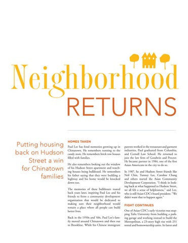 Page 6 of Neighborhood Returns